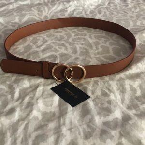 NWT Double Loop Belt